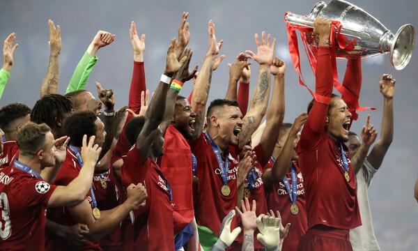 Champions League: Προσπέρασε Μπαρτσελόνα και Μπάγερν η Λίβερπουλ