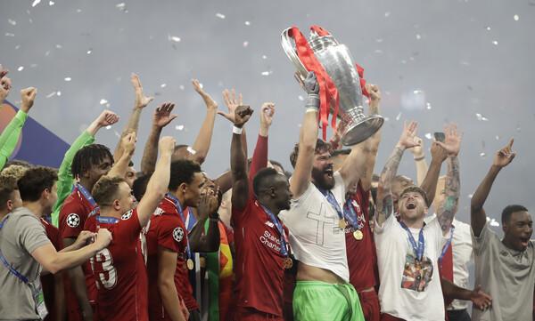 Live streaming το «πάρτι» της Λίβερπουλ για το έκτο Champions League (video)