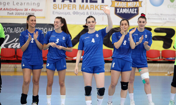 Ευρωπαϊκό πρωτάθλημα χάντμπολ: Μεγάλη πρόκριση της Εθνικής γυναικών στη β' προκριματική φάση