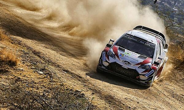 WRC: Νικητής στην Πορτογαλία ο Τάνακ