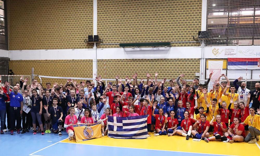Balkan Kids Festival: Τριήμερο με βόλεϊ και Volley Nations League για το κλιμάκιο της Ε.Σ.ΠΕ.Π.