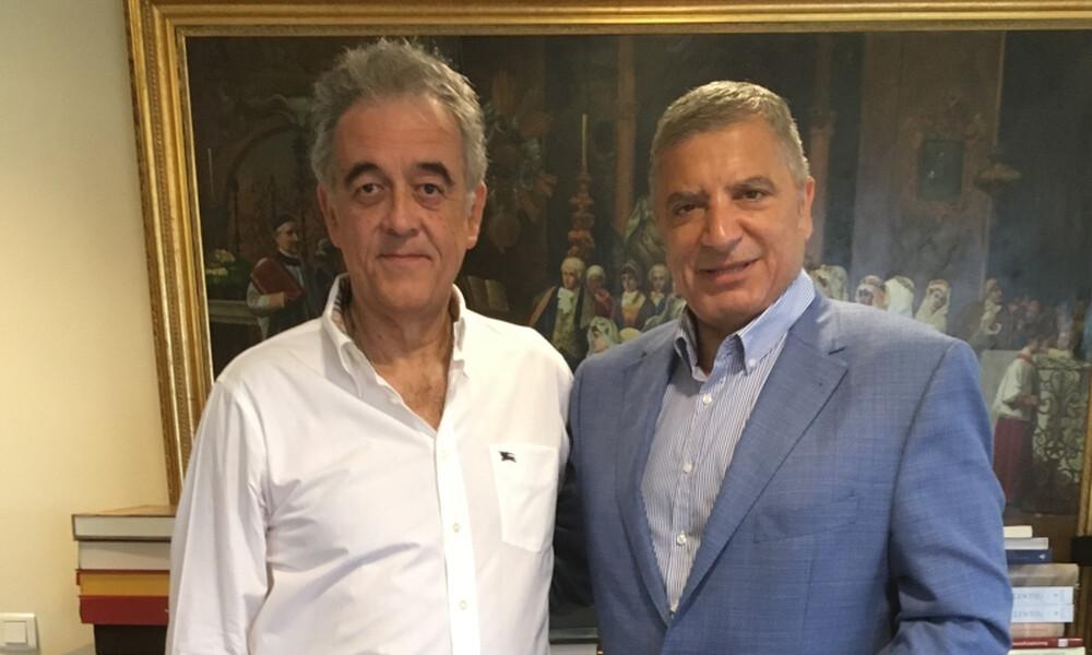 Πατούλης: «Θα συνεχίσουμε την εξαιρετική συνεργασία με τη Νίκη Αμαρουσίου»!