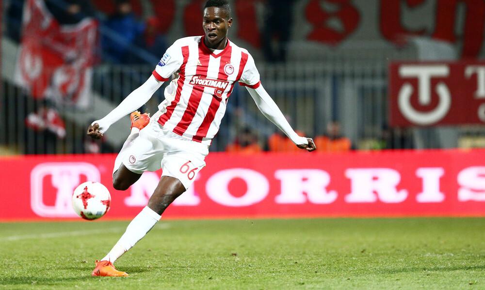 Ολυμπιακός: Κλήθηκε στην Εθνική Σενεγάλης ο Σισέ