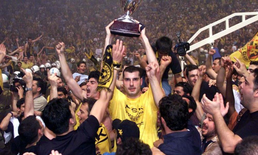 Όταν η ΑΕΚ κατακτούσε για τελευταία φορά το πρωτάθλημα (video+photos)