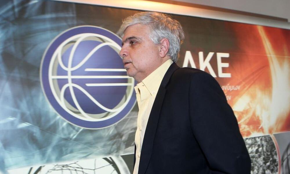 Παπαδόπουλος στο Δ.Σ του ΕΣΑΚΕ: «Αν μείνει ο Ολυμπιακός πραξικοπηματικά, θα φύγει ο Παναθηναϊκός»