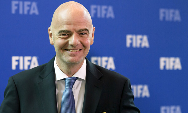 FIFA: Πρόεδρος και πάλι ο Ινφαντίνο – Τέλος τα σκάνδαλα