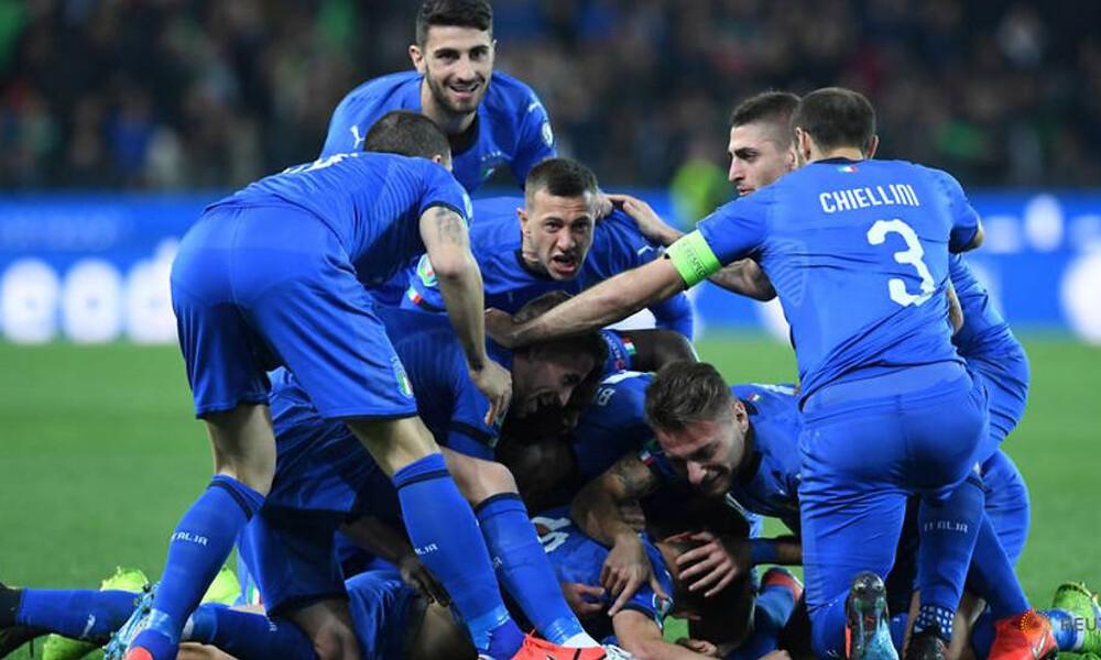 Προκριματικά EURO 2020: Πρόβλημα για την Ιταλία ενόψει Ελλάδας (photos)