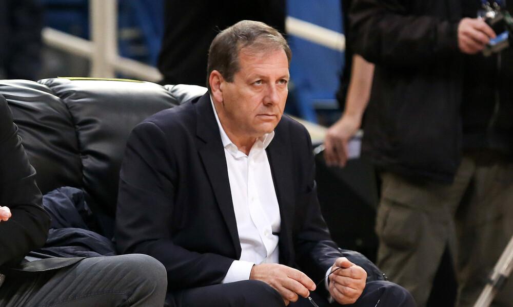 Αγγελόπουλος: «Μέχρι τον Ιανουάριο στο νέο γήπεδο η ΑΕΚ, φτωχό το μπάσκετ για να είναι διχασμένο»