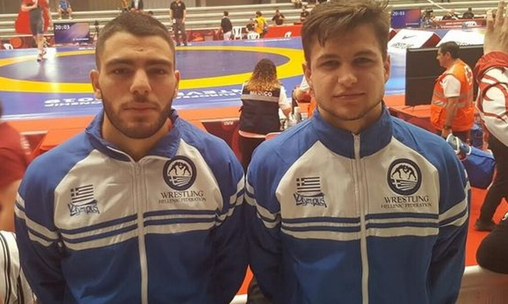 Ευρωπαϊκό πρωτάθλημα Εφήβων πάλης: Πέμπτος ο Παγκαλίδης