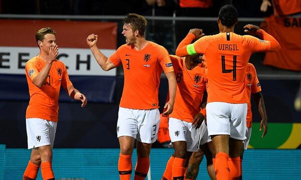 Τούμπαρε με ανατροπή την Αγγλία και πήγε τελικό η Ολλανδία!