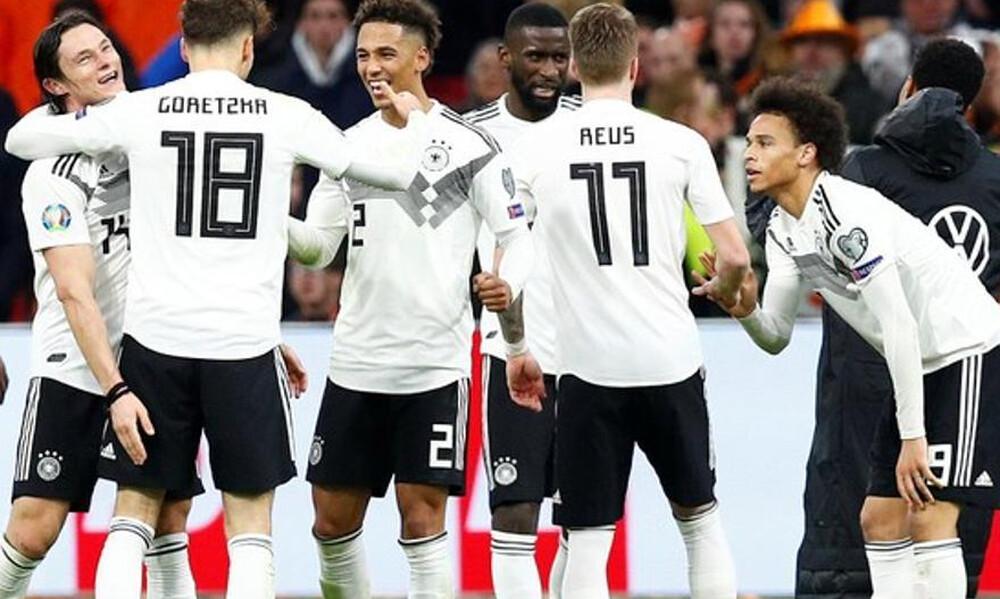 Εμπιστοσύνη στην Γερμανία