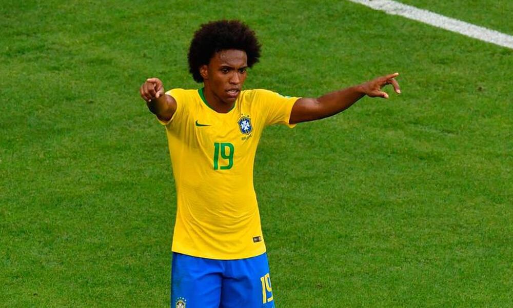Βραζιλία: Ο Γουίλιαν στη θέση του Νεϊμάρ για το Κόπα Αμέρικα