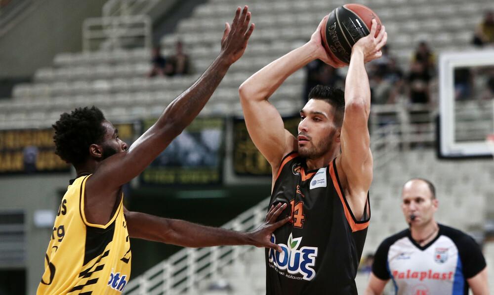 Κασελάκης: «Αποδείξαμε ότι ήμασταν καλύτεροι από την ΑΕΚ στη σειρά»