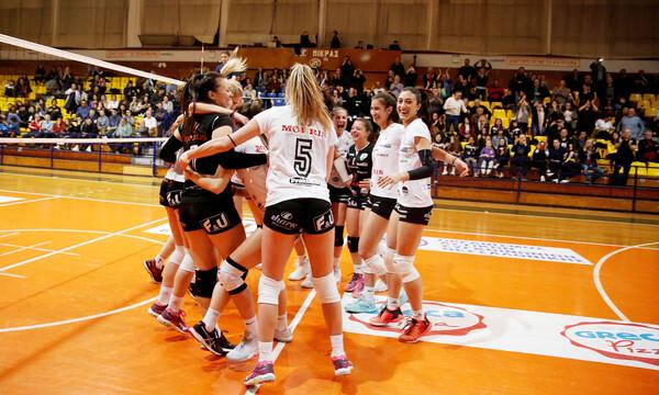 Διοργανώνει Summer Camp Women Volley ο ΠΑΟΚ