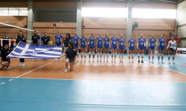 Silver European League: Ασταμάτητη και από την Εσθονία η Εθνική Γυναικών