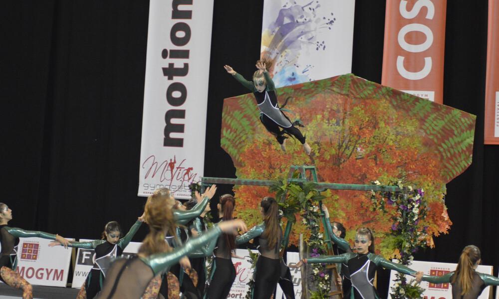 Τo Cosmogym ανοίγει αυλαία και υποδέχεται Ολυμπιονίκες και χιλιάδες «αστέρια» της Γυμναστικής
