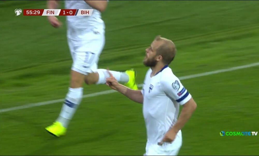 Προκριματικά Euro 2020: Ασταμάτητη η Ρωσία, νέα δεδομένα η Φινλανδία (videos)