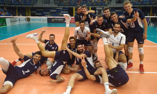 Silver European League: Νέα νίκη για την Εθνική Ανδρών