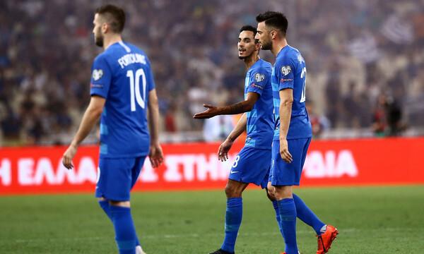 Ελλάδα-Ιταλία 0-3: Ήττα με κάτω τα χέρια (photos)
