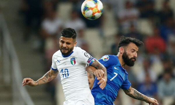 Ελλάδα-Ιταλία 0-3: Τα highlights της ήττας (video)