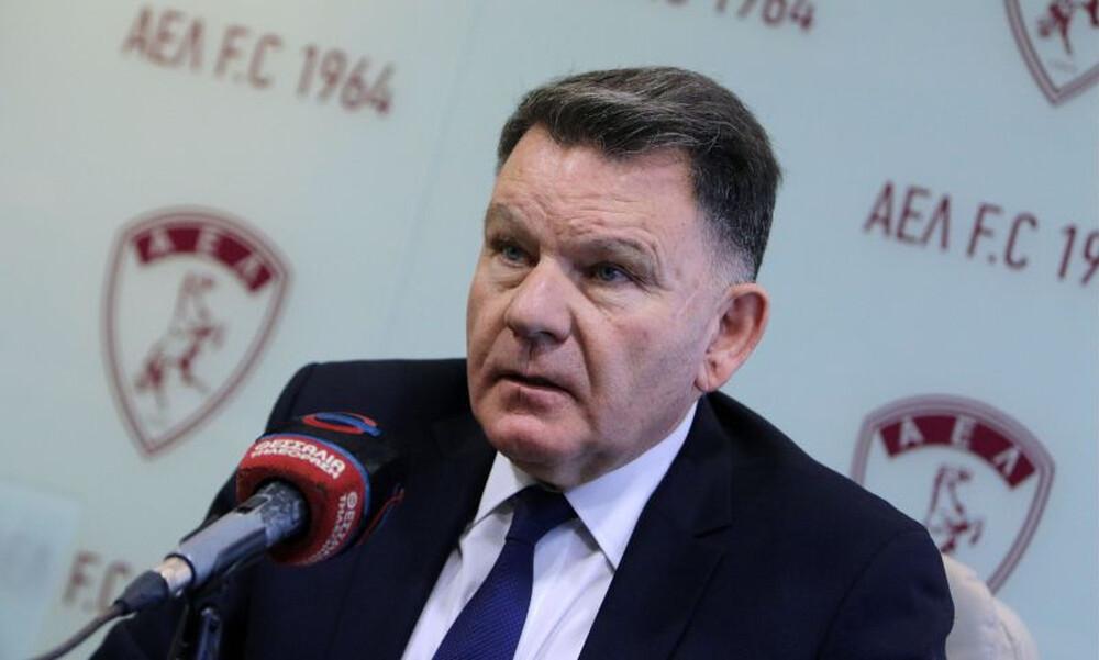 Ευθεία επίθεση Κούγια για την Εθνική: «Να φύγει το μάπετ σόου των συνταξιούχων»