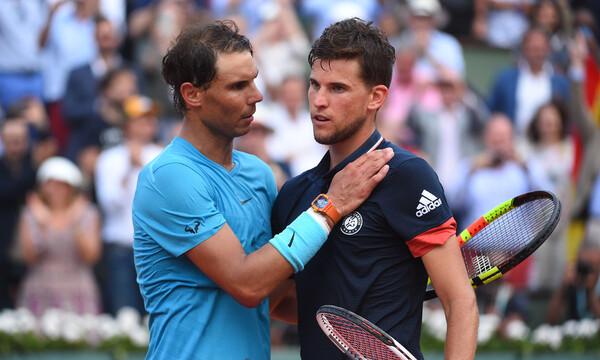 Τελικός Roland Garros LIVE Streaming: Τιμ – Ναδάλ