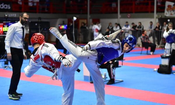 Ταεκβοντό: Χρυσό μετάλλιο η Μητσοπούλου στο Austrian Open G1, «ασημένια» η Τζέλη
