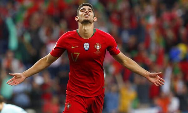UEFA Nations League: Ο Γκέντες χάρισε στην Πορτογαλία το τρόπαιο (video+photos)