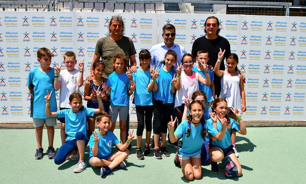 Φεστιβάλ Αθλητικών Ακαδημιών ΟΠΑΠ: Διήμερη γιορτή του αθλητισμού στο Βόλο