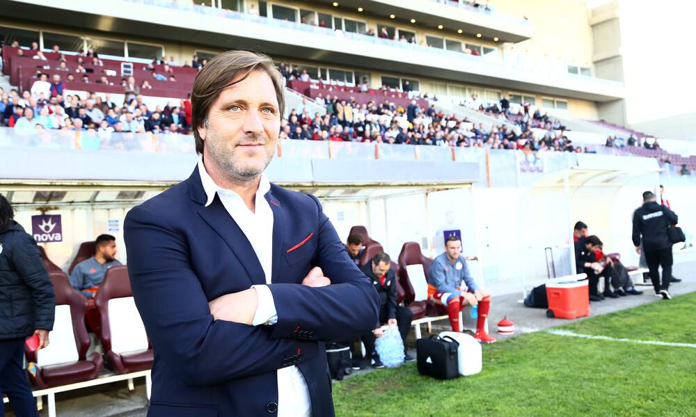 Μαρτίνς: «Χτίσαμε μια ομάδα με ποιότητα, που έπαιξε καλό ποδόσφαιρο»