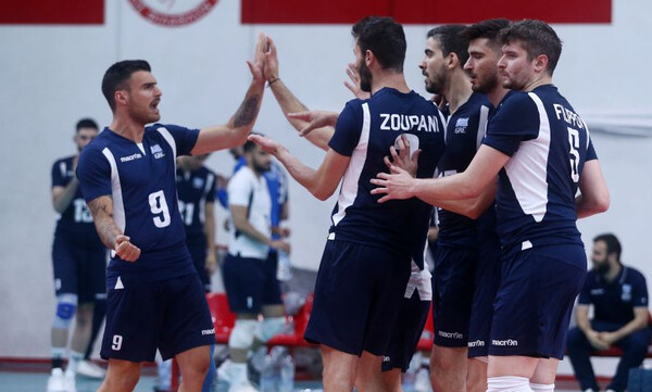 Βόλεϊ: Με Βοσνία η Εθνική Ανδρών