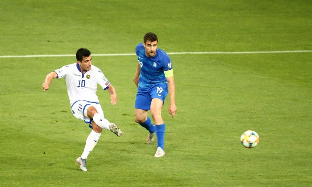 Τραγικό λάθος Φορτούνη και 0-2 η Αρμενία! (video)