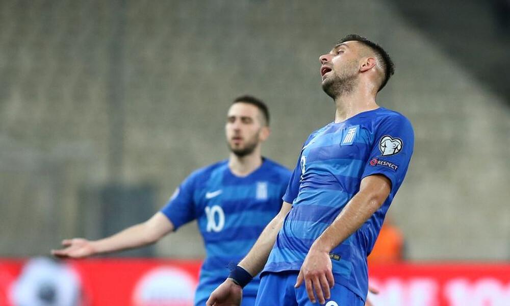 Ελλάδα – Αρμενία 2-3: Τα highlights της… ξεφτίλας (video+photos)