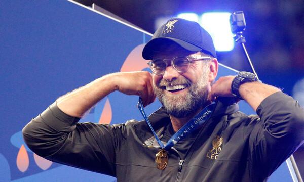 Λίβερπουλ: Έτσι πανηγύρισε ο Κλοπ το Champions League (video)