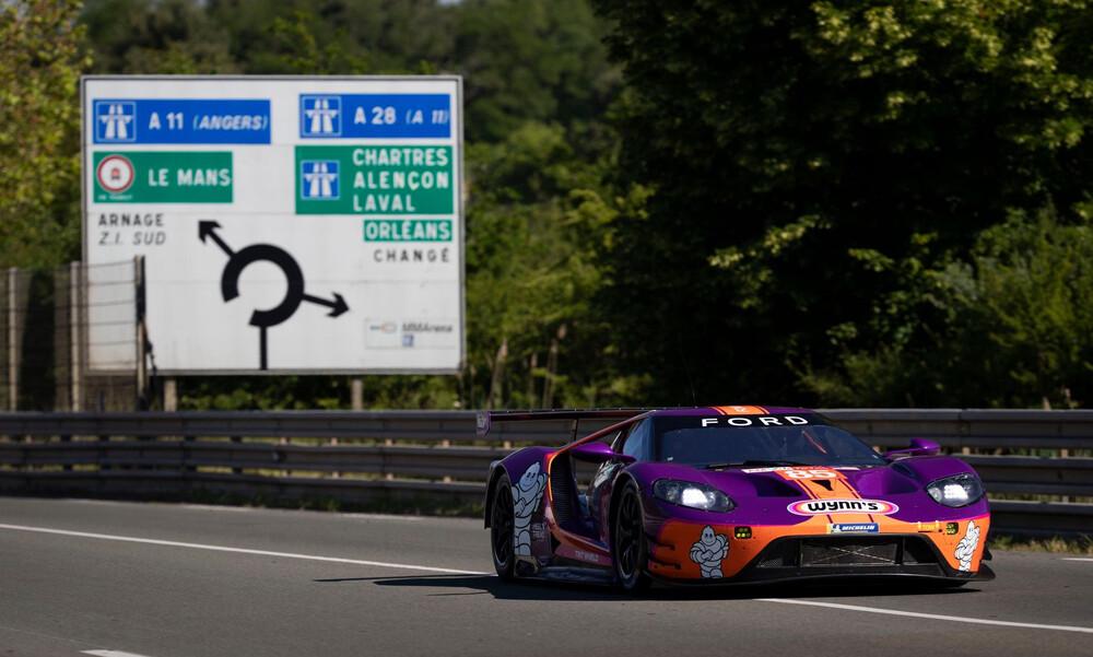 Wynn's και Keating Motorsports αποκαλύπτουν το GTE-Am Ford GT για το Le Mans