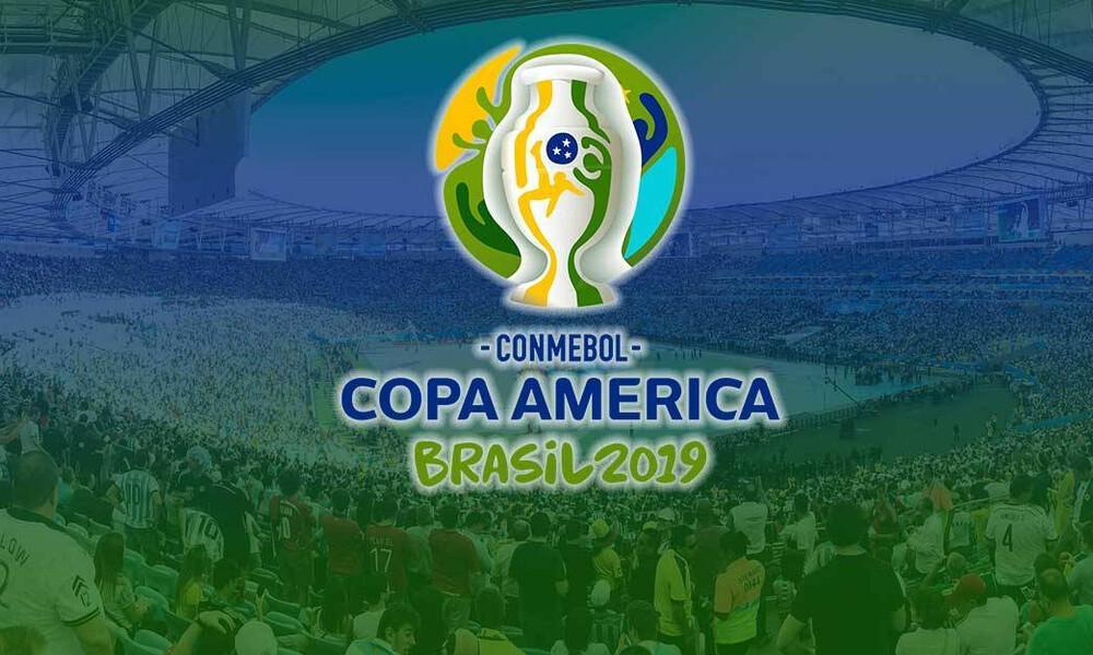 Ανοίγει η αυλαία του φετινού Copa America με τη Βραζιλία εναντίον της Βολιβίας