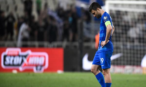 FIFA: Η Ελλάδα «κατρακύλισε» στην παγκόσμια κατάταξη