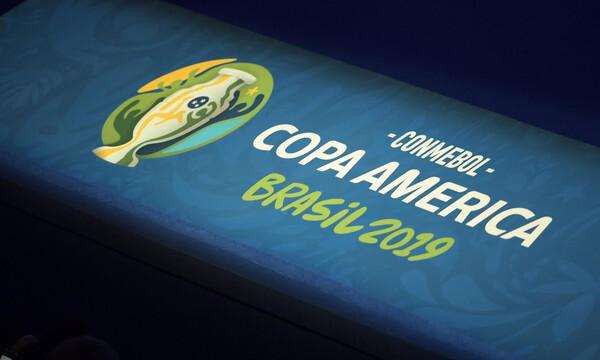 Copa America 2019: Το πρόγραμμα και οι ώρες μετάδοσης