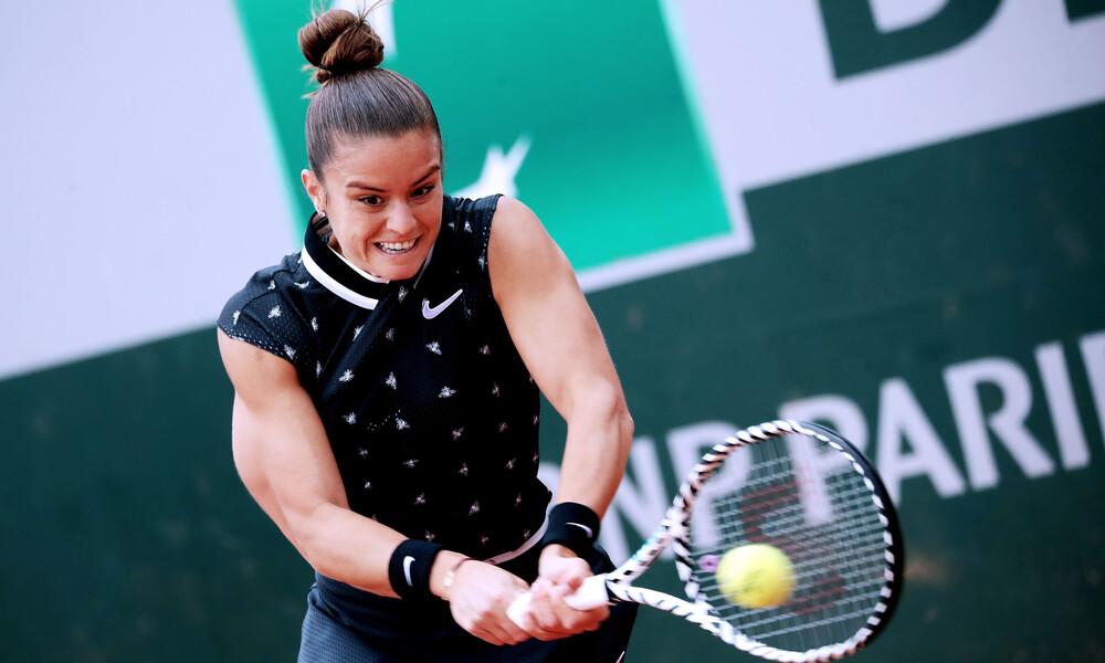 WTA Nature Valley Open: Στον δρόμο για τα ημιτελικά η Μαρία Σάκκαρη