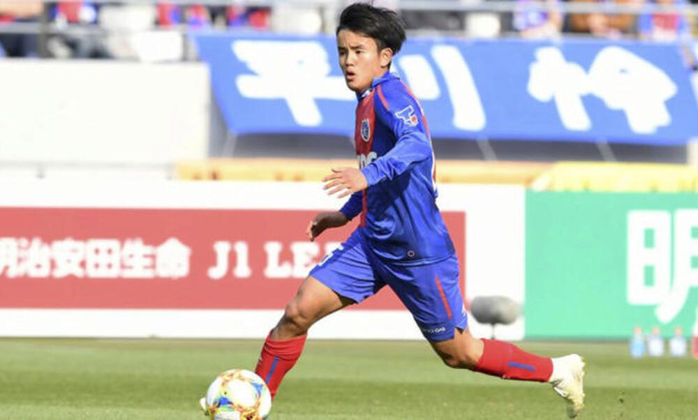 Η Ρεάλ Μαδρίτης απέκτησε τον 18χρονο... «Ιάπωνα Μέσι»