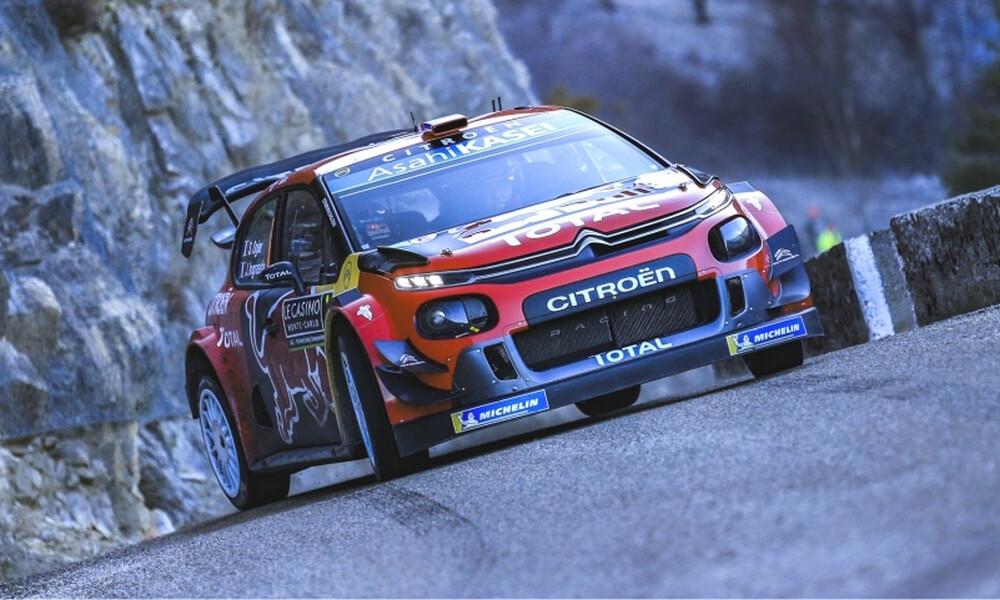 WRC: Έχασε έδαφος μετά από ατύχημα ο Οζιέ