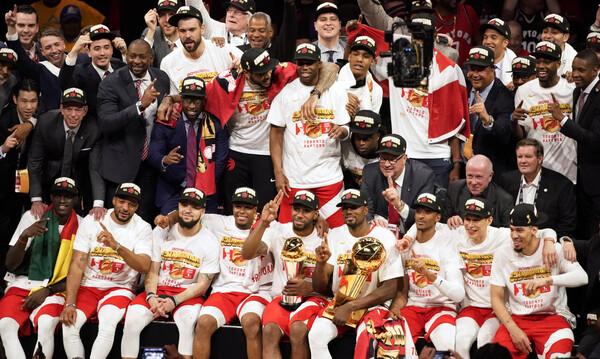 ΝΒΑ: «Κάηκε» το Τορόντο για την κατάκτηση του Πρωταθλήματος (videos+photos)