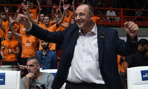 Λιόλιος: «Αισθάνομαι πολύ όμορφα, θα κυνηγήσουμε τα όνειρά μας σε Ελλάδα και Ευρώπη»