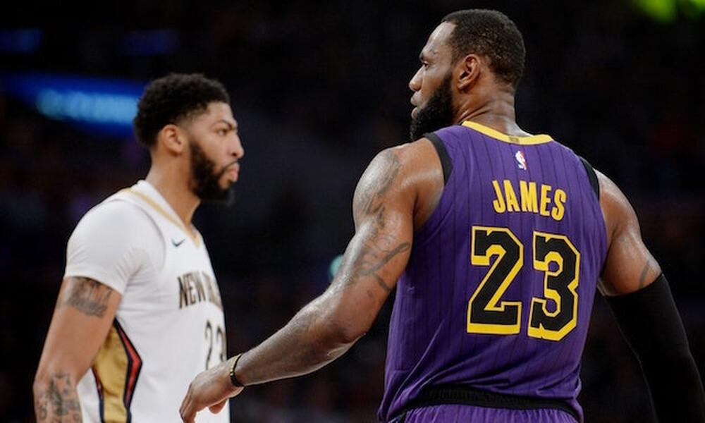 NBA: Έριξαν «βόμβα» οι Λέικερς! (photos)