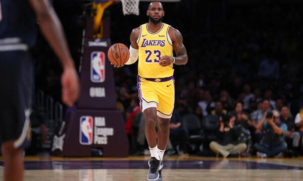 NBA: Ψάχνουν τον επόμενο οι Λέικερς (photos)