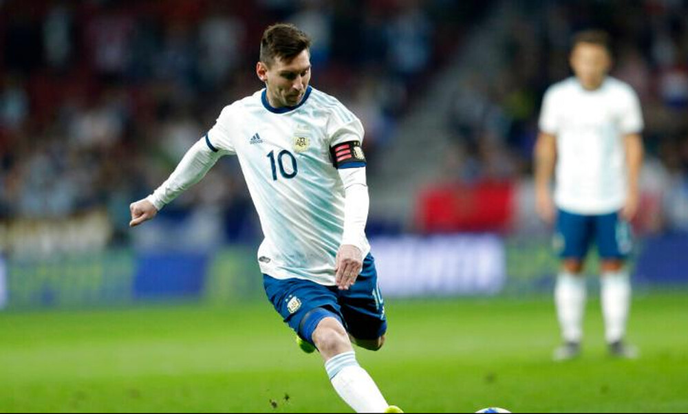 Copa America: Αποφασισμένος για αντεπίθεση ο Μέσι