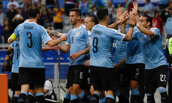 Κόπα Αμέρικα: Ξεκίνημα με… πάρτι για την Ουρουγουάη (photos+video)