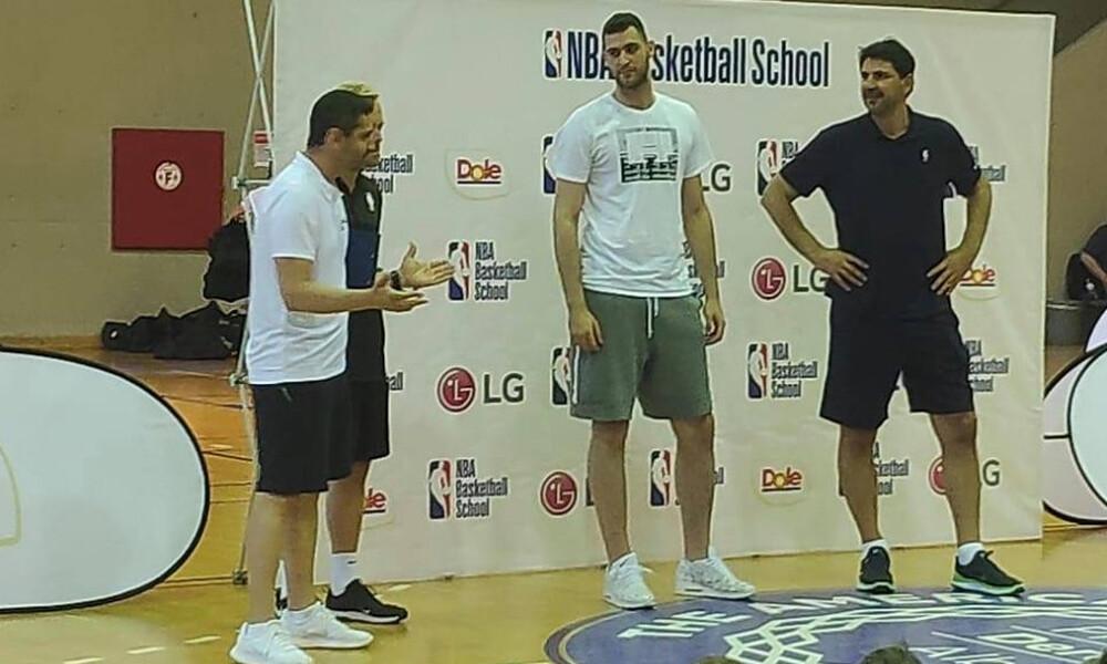 Παπαγιάννης: «Στον Παναθηναϊκό το μέλλον μου, να κατακτήσουμε την Euroleague»