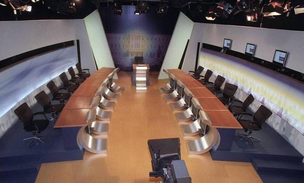 «Κλείδωσε» το debate των πολιτικών αρχηγών – Πότε θα γίνει