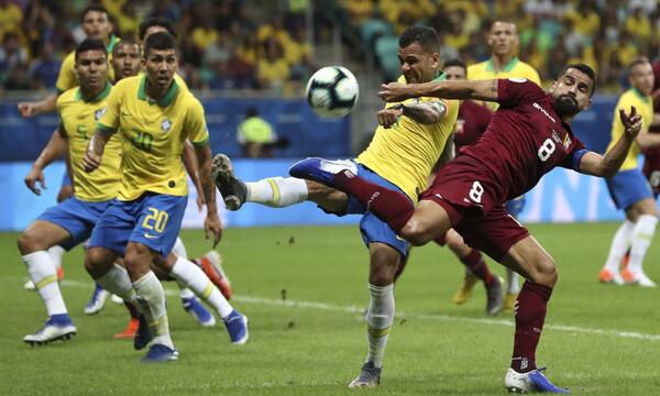 Copa America: Το VAR φρέναρε τη Βραζιλία (photos+video)